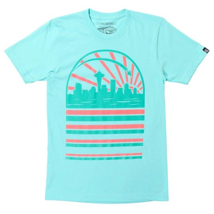 Casual Industrees - Seasky Rising T-Shirt