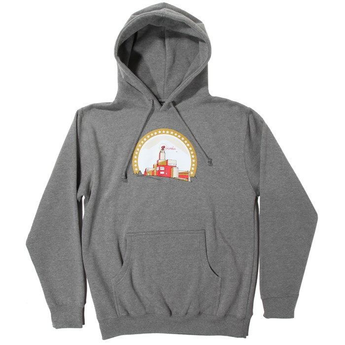 Casual Industrees - Remember Pullover Hoodie