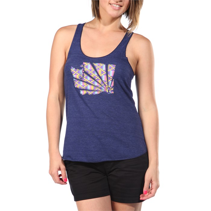 Casual Industrees - WA Brah Kente Tank Top - Women's