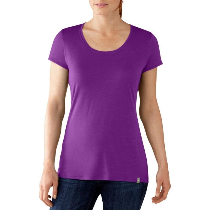 Smartwool - Short-Sleeve U-Neck Top - Women's