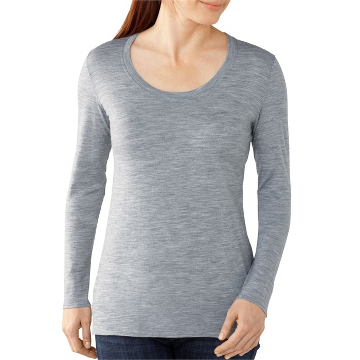 Smartwool - Long-Sleeve U-Neck Top - Women's
