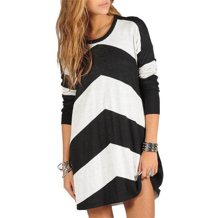 Volcom - Twisted Sweater Dress - Women's