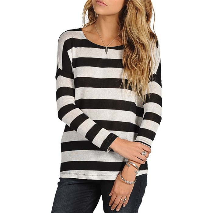 Volcom - Hazy Long-Sleeve Top - Women's