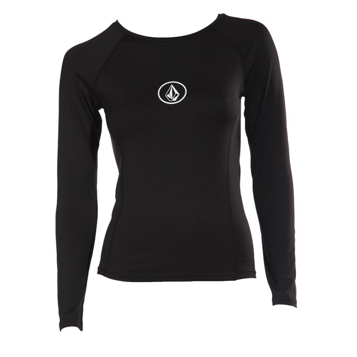 Volcom - Trouble Maker Long-Sleeve Rashguard - Women's 2014
