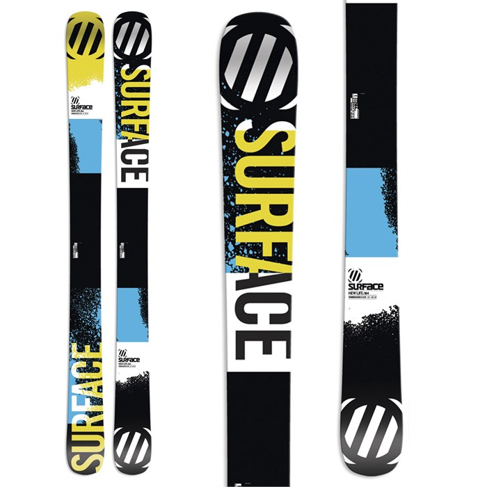 Surface - New Life Skis 2014