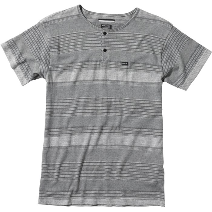 RVCA - Hipe Stripe Henley Top