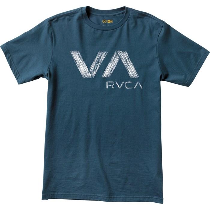 RVCA - Wooden T-Shirt