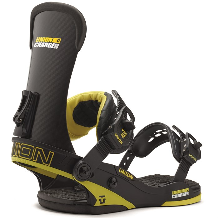 Union Charger Snowboard Bindings 2015