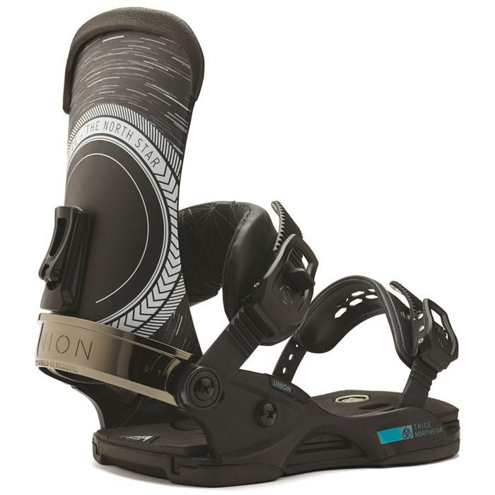 Union T. Rice Snowboard Bindings 2015