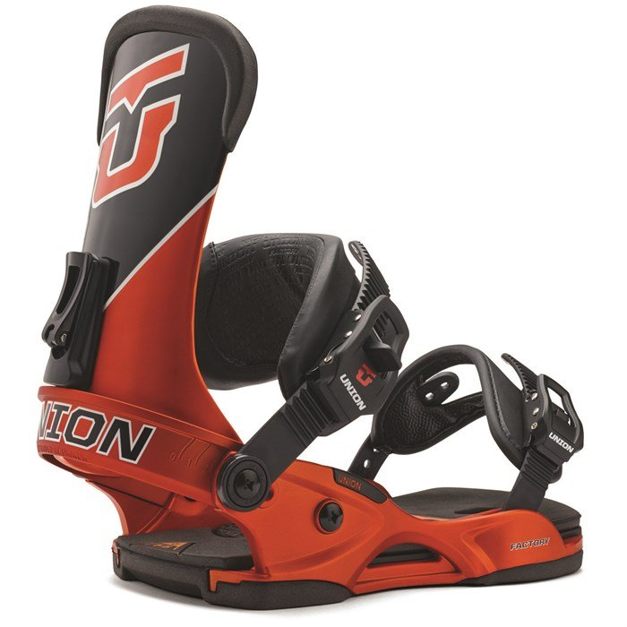Union - Factory Snowboard Bindings 2015