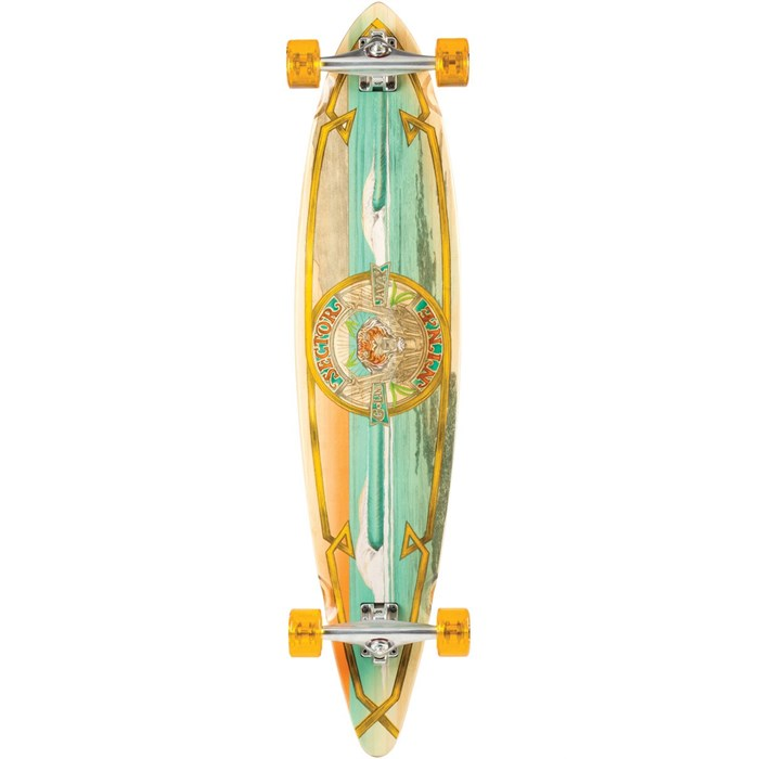 Sector 9 - G-Land Longboard Complete