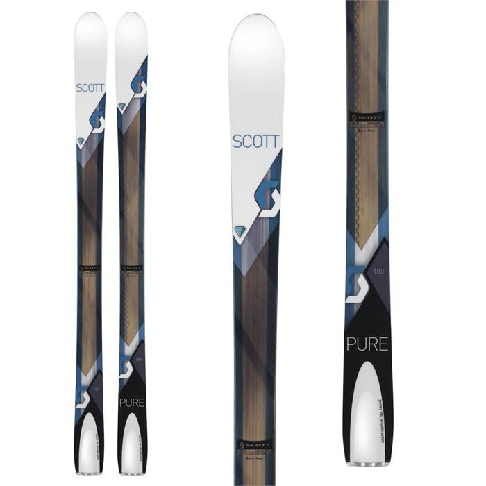Scott - Pure Skis 2014