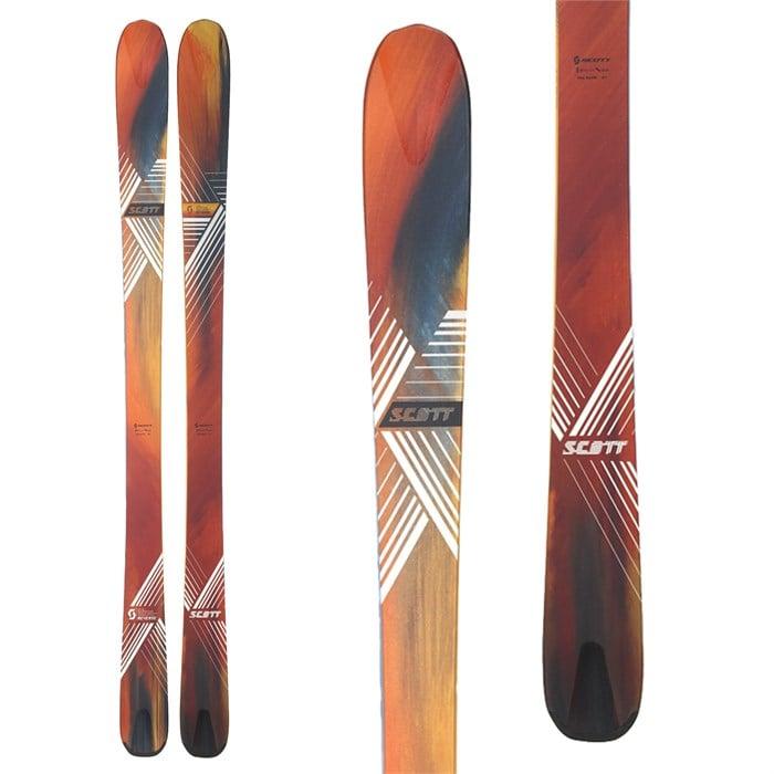 Scott - Reverse Skis 2014