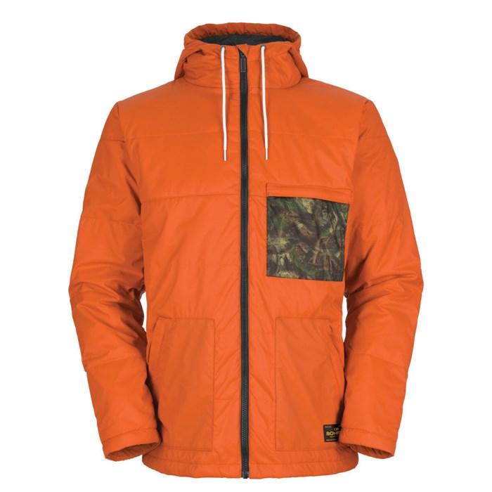 Bonfire - Madras Jacket