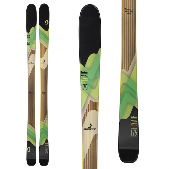 Scott - Fly'Air Skis 2014