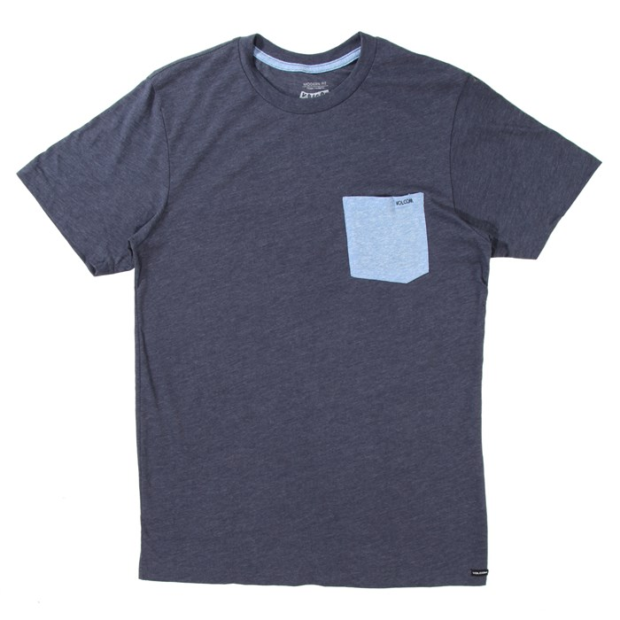 Volcom - Fall Twist Pocket T-Shirt