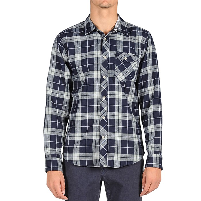 Volcom - Volcom Flanibus Long-Sleeve Button-Down Shirt