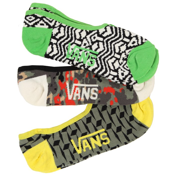 Vans - Collier Canoodle Socks - 3 Pair Pack - Women's