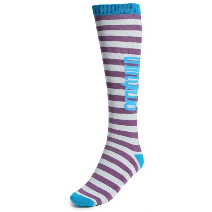 32 - Bars & Stripes Socks - Women's