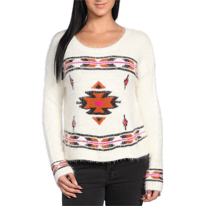 Billabong - Late For Luv Sweater - Women's