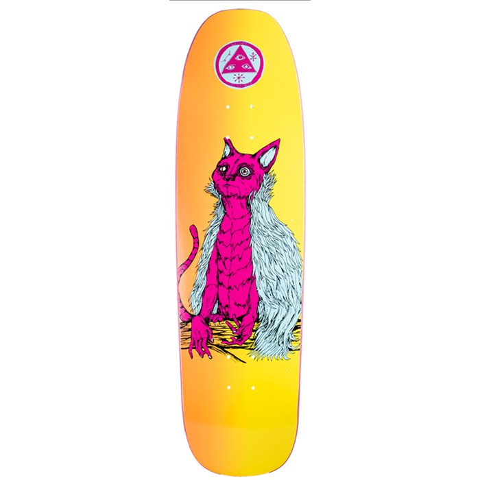 Welcome - Owlcat 8.75 On Nimbus 5000 Shape Skateboard Deck