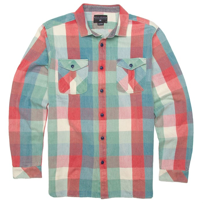 Billabong - Reynolds Long-Sleeve Button-Down Shirt