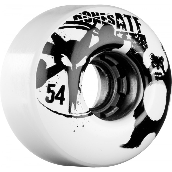 Bones - Da Bears ATF 80a Skateboard Wheels