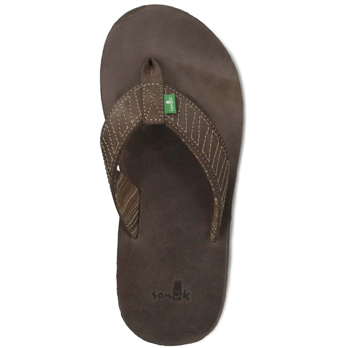 Sanuk - Burro Down Sandals