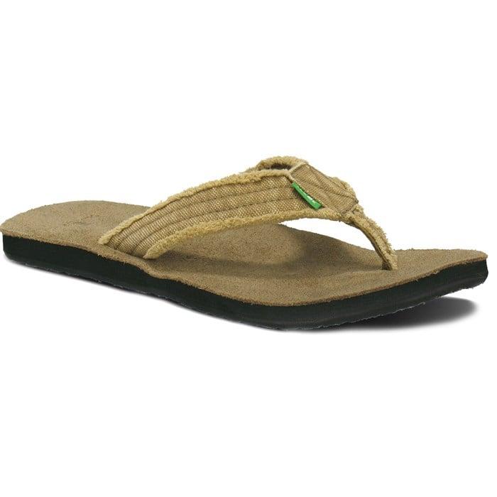 3f86efedc4ff Sanuk - Fraid Not Sandals ...