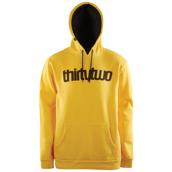 32 - Triple Double Pullover Fleece Hoodie