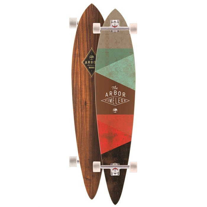 Arbor - Timeless Longboard Complete