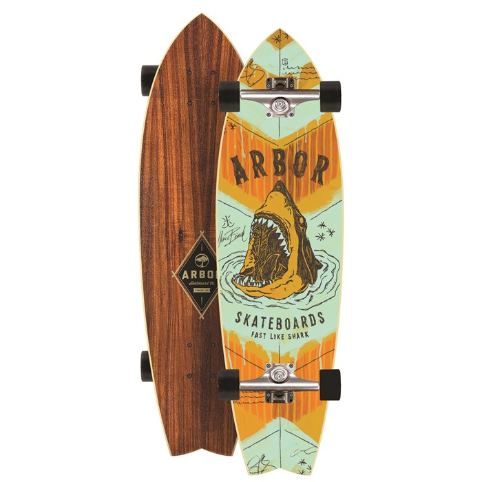 Arbor - GB Sizzler Cruiser Skateboard Complete