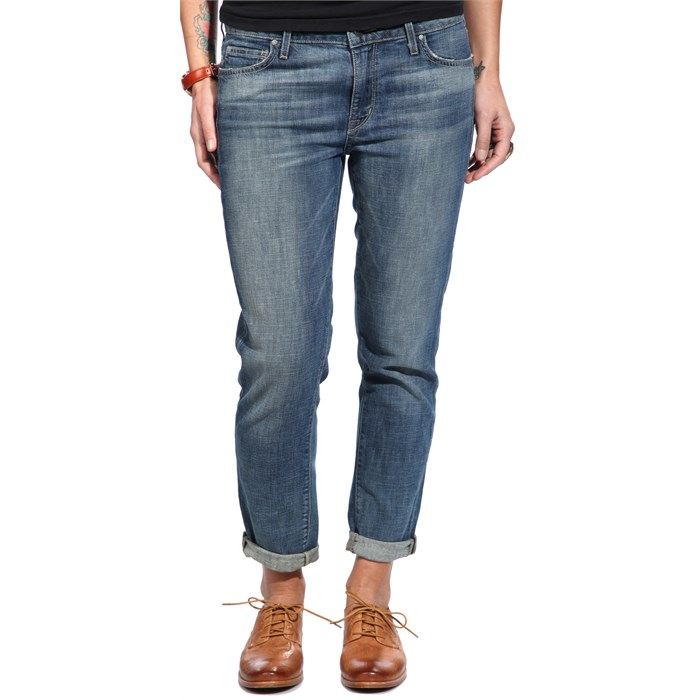 Rich & Skinny - Relaxed Ankle Crop Jeans - Women's