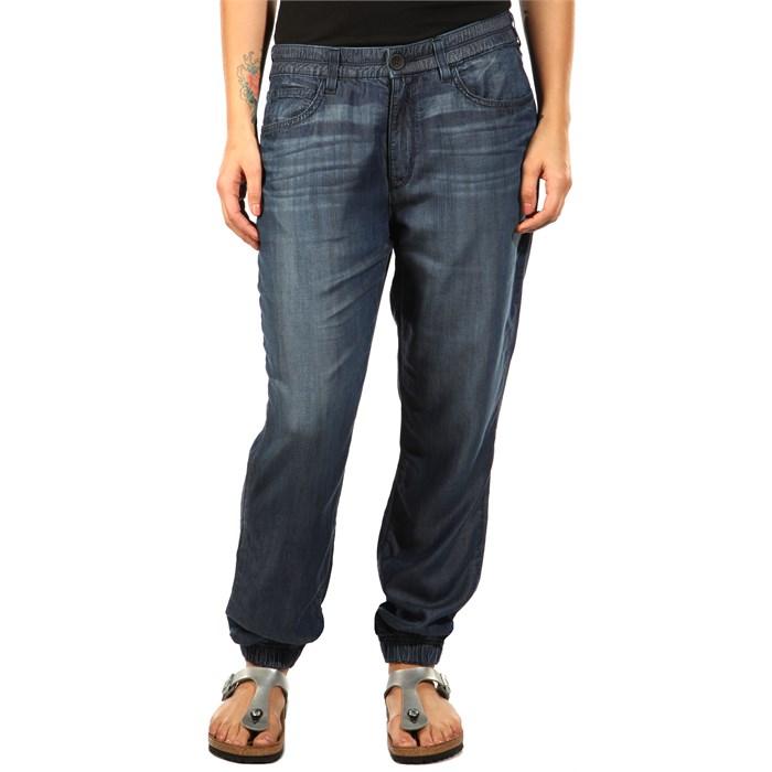 Rich & Skinny - Baseball Boyfriend Jeans - Women's
