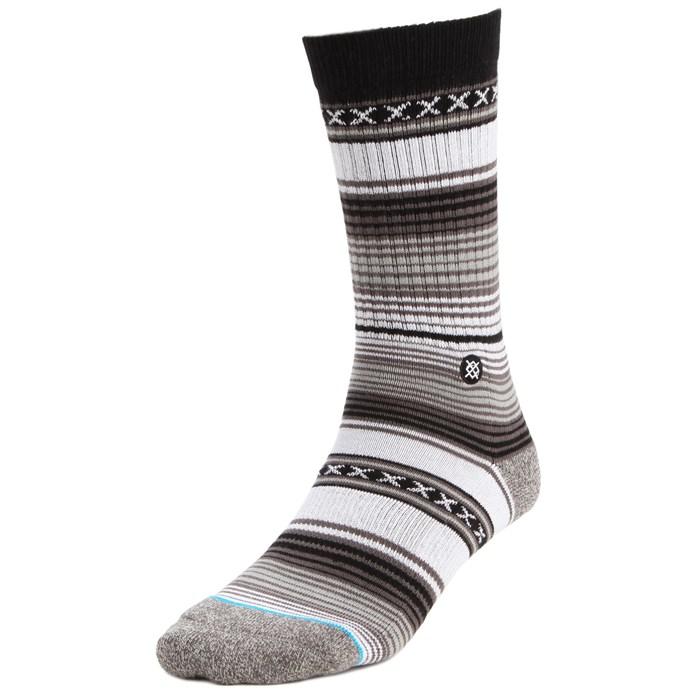 Stance - Preto Crew Socks