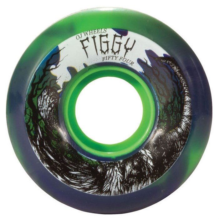 OJ - Figgy Keyframe 87a Skateboard Wheels