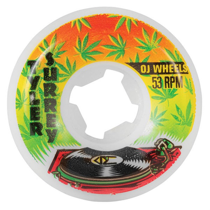 OJ - Tyler Surrey RPM 101a Skateboard Wheels