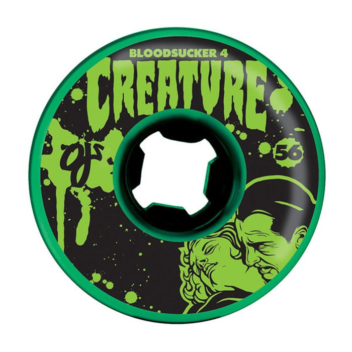 OJ - Creature Bloodsuckers 97a Skateboard Wheels