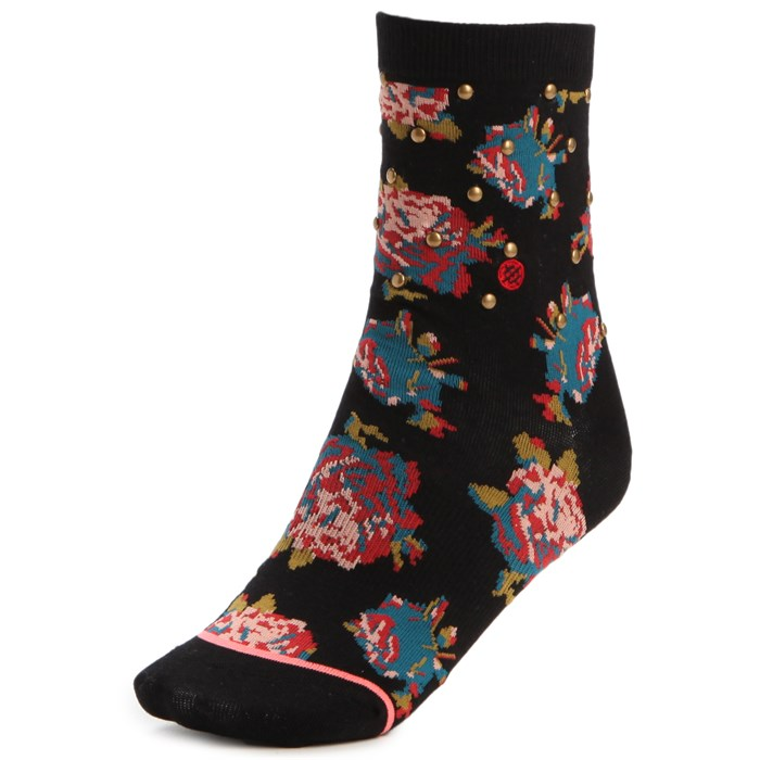 Stance - Midnight Rose Socks - Women's