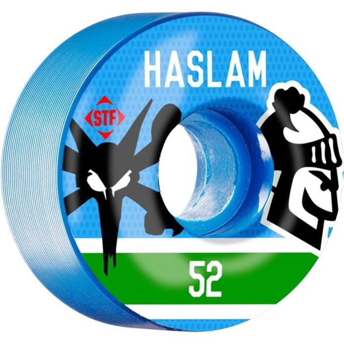 Bones - Haslam Pastime STF 83b Skateboard Wheels