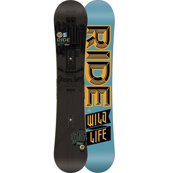 Ride - Wild Life Snowboard 2014