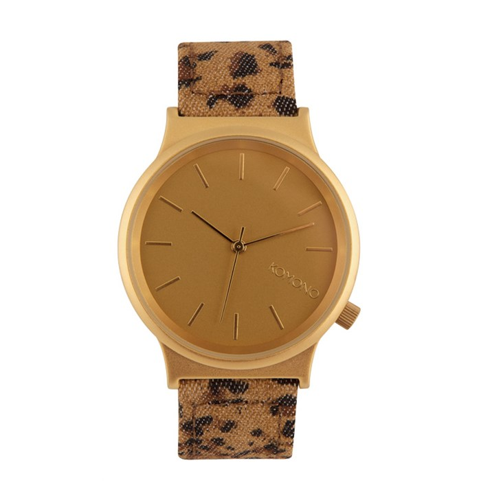 Komono - Wizard Print Watch - Women's