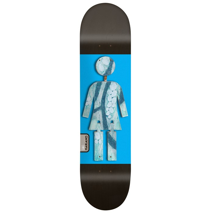 Girl - Guy Mariano On Exhibit 8.125 Skateboard Deck