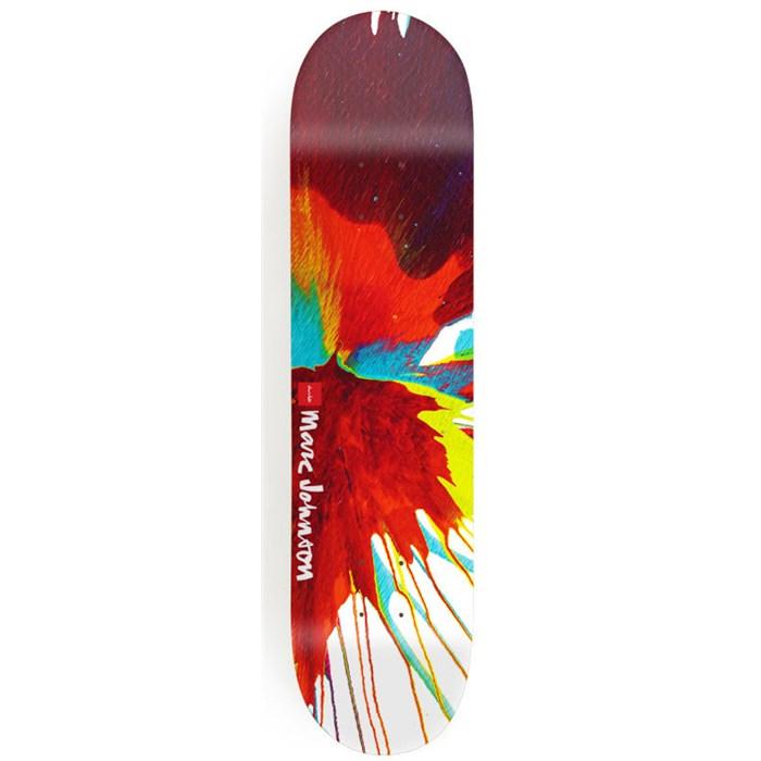 Chocolate - Marc Johnson Spinners 8.125 Skateboard Deck