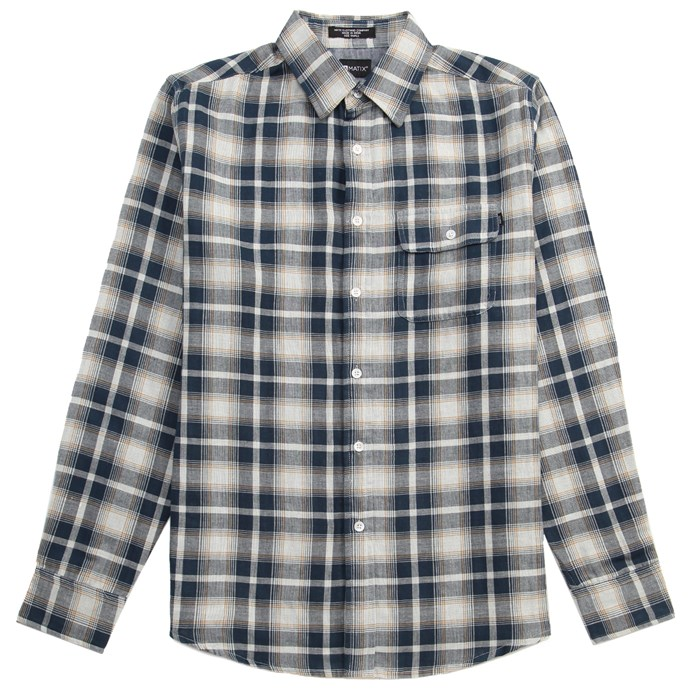 Matix - Cane Long-Sleeve Button-Down Shirt