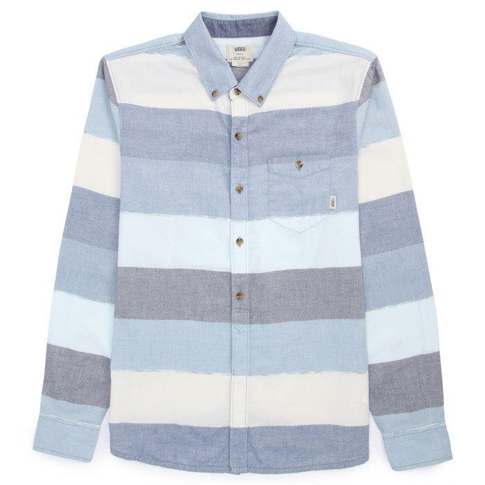 Vans - Swensen Long-Sleeve Button-Down Shirt