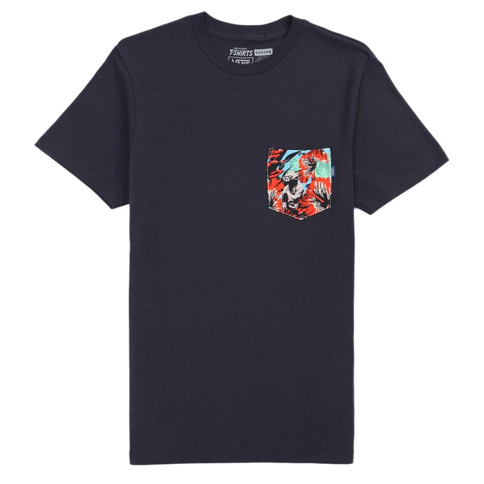6356c33bf6 Vans Yoda Pocket T-Shirt