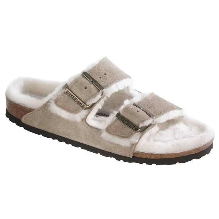 875645b12b7 Birkenstock - Arizona Shearling Lined Slippers - Women s