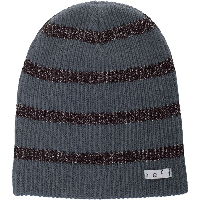 Neff - Daily Sparkle Stripe Beanie - Women's