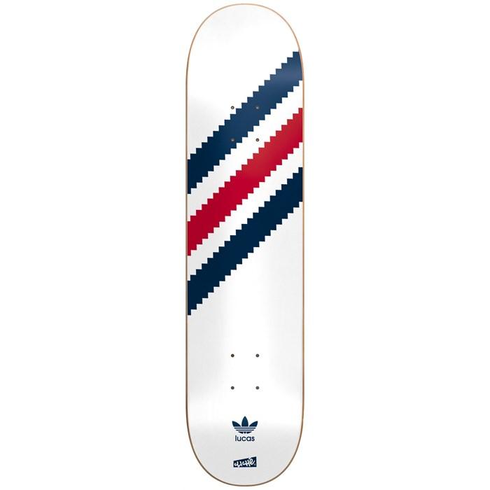 Cliché - Cliche' X Adidas Lucas Puig Originals 7.75 Skateboard Deck